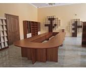 Мебель для взрослой библиотеки. Набор № 1