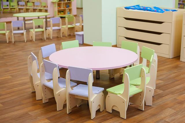 Мебельное сопровождение детсадов