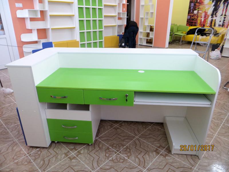 Детская библиотека Кубус 4