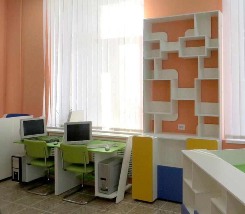 Детская библиотека Кубус 3