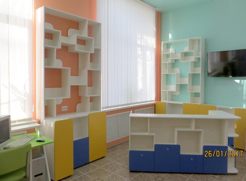 Детская библиотека Кубус 2
