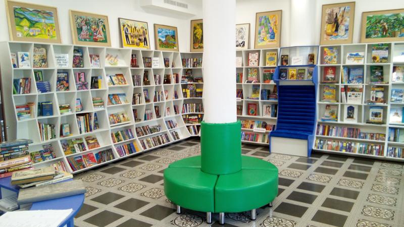 Библиотека Сити 2