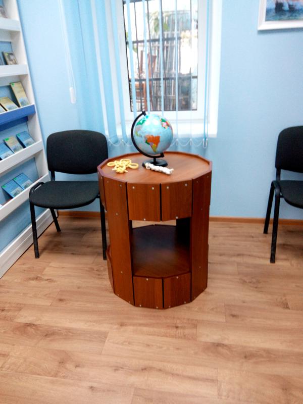 Мебель для библиотек в морском стиле 5