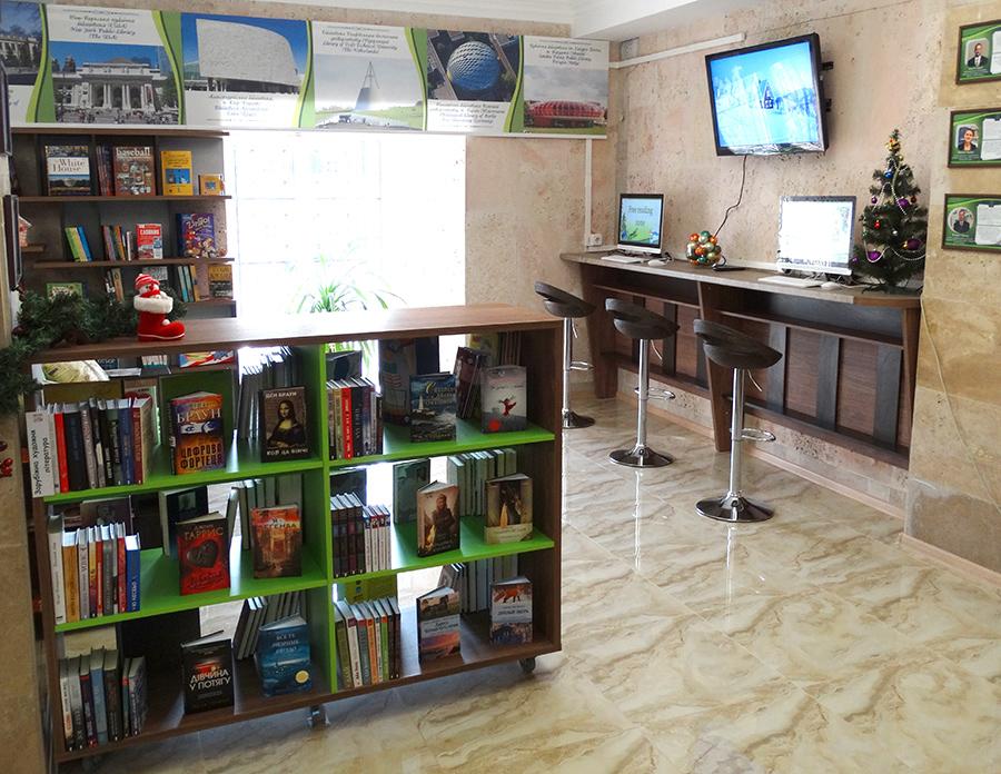 Мебель для взрослых библиотек 3