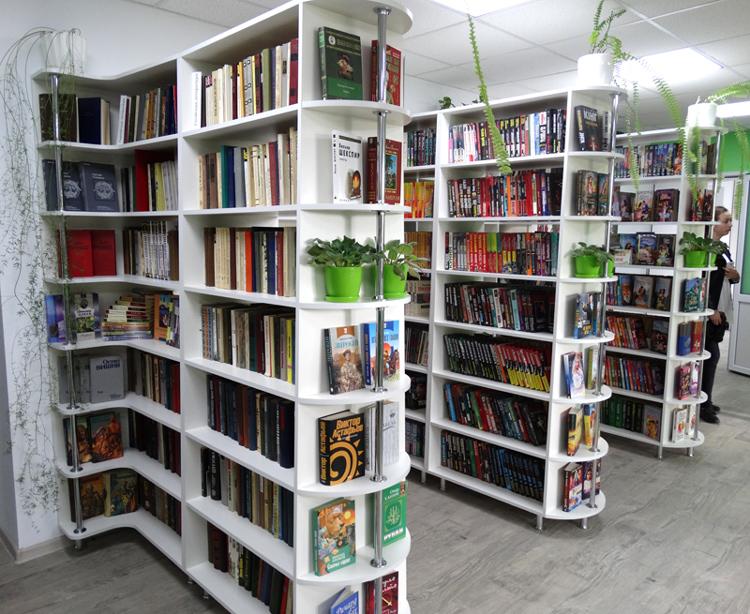 Мебель для библиотек 4