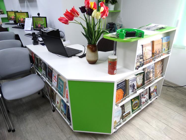 Мебель для библиотек 3