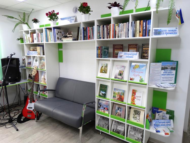 Мебель для библиотек 1