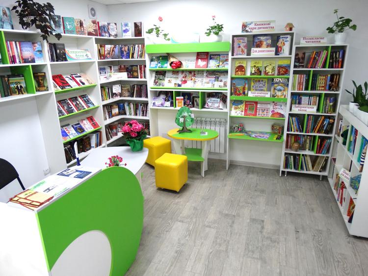 Мебель для библиотек 2