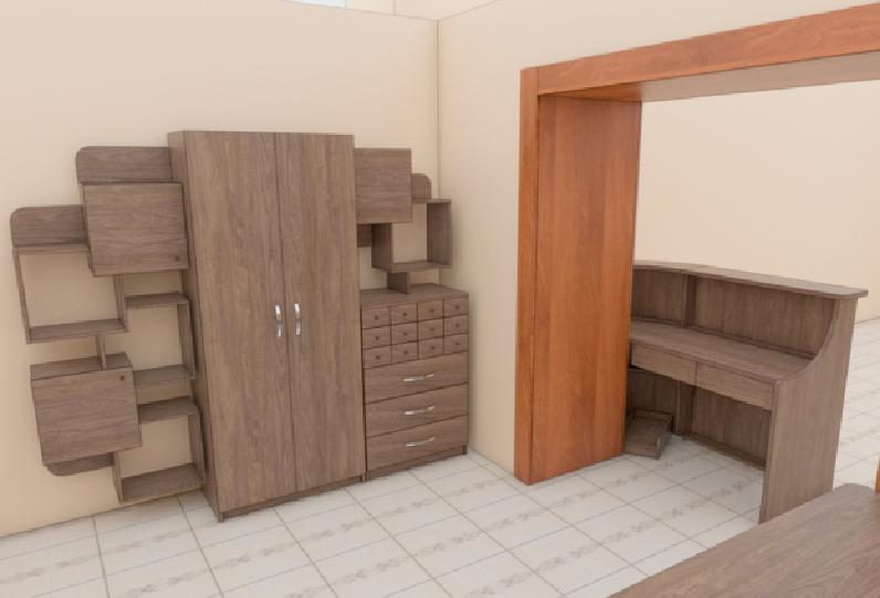 Мебель для библиотек в приемную 1