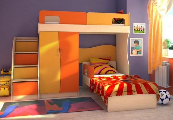 Мебель для детской - советы профессионалов