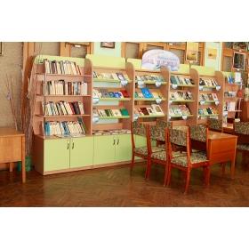 Научно - педагогическая библиотека