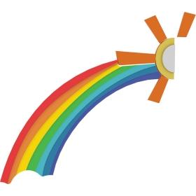 Полка «Радуга-Солнце»