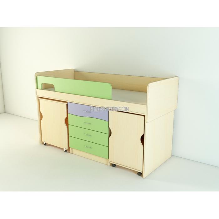 Подростковая мебель для мальчика в спальню