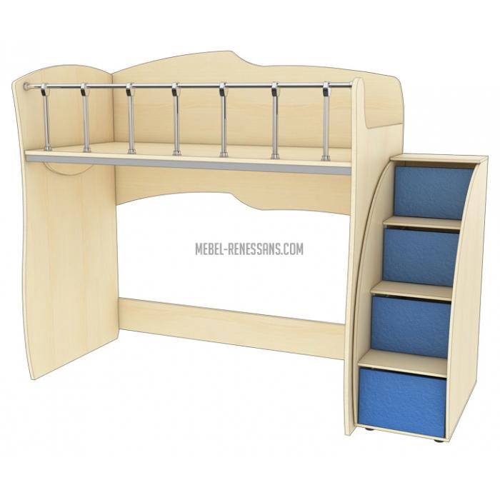 кровать чердак купить в украине цена кровать чердак кд 1 6 ренессанс