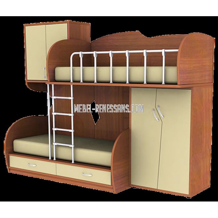 Детская кровать Чердак предложение фабрики Ренессанс