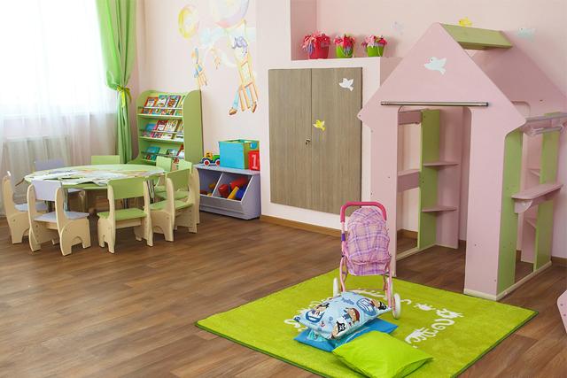 Детская игровая мебель в сад