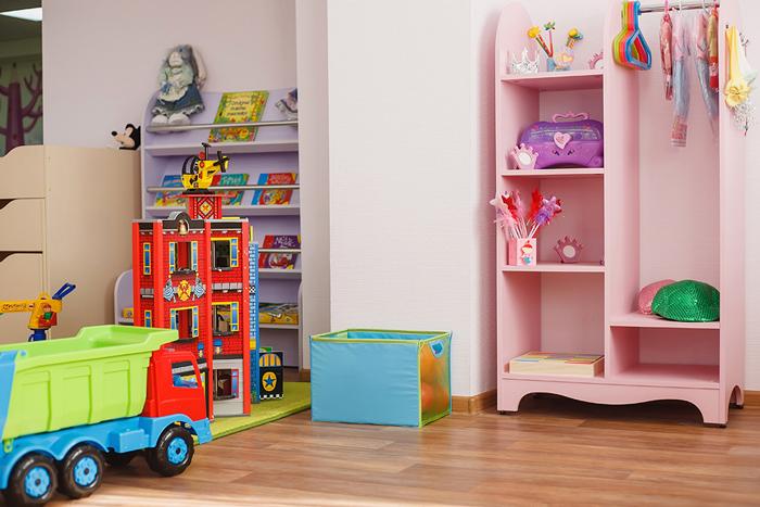 Детская игровая мебель для сада от фабрики Ренессанс