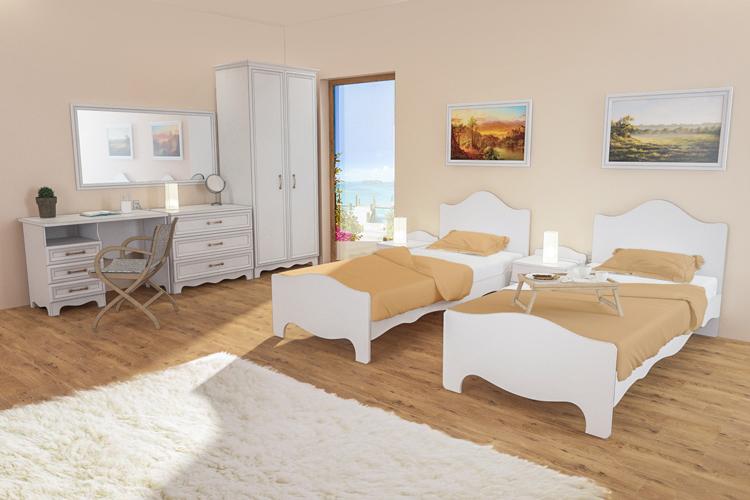 Мебель для гостиницы с стиле прованс