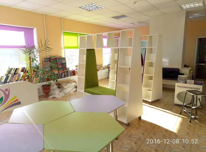 Детская библиотека