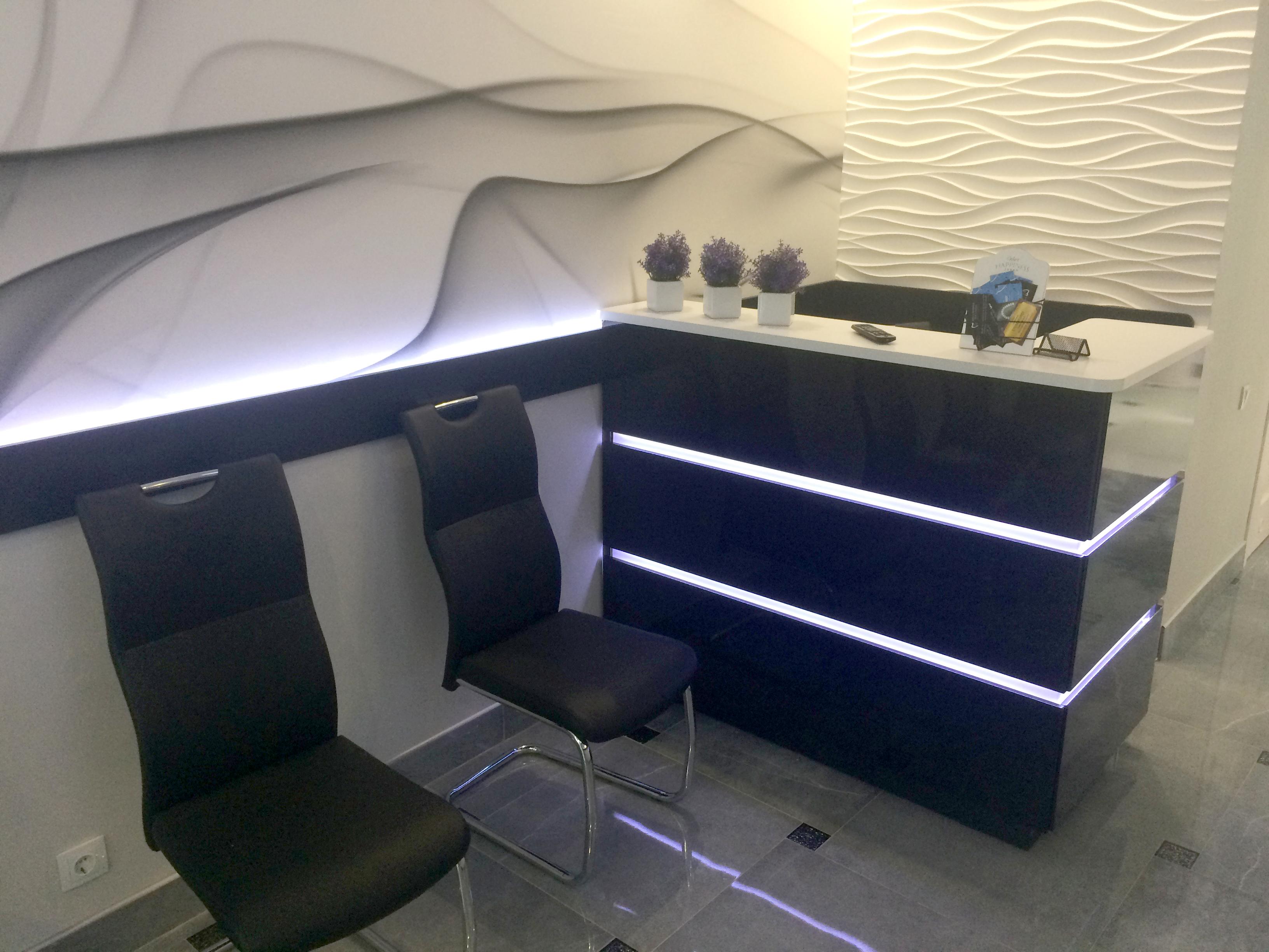 Мебель для стоматологии на заказ 2