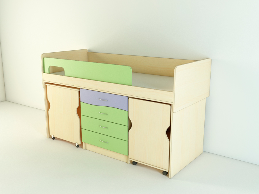 Детский мебельный комплект МК-Т