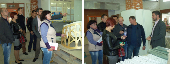 Производители мебели Николаевского региона