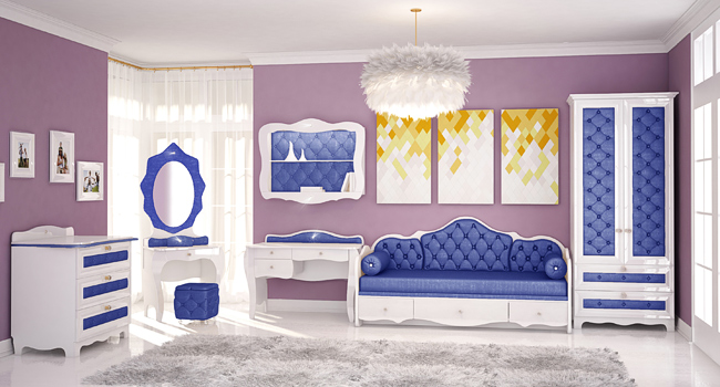 Мебель для девочек 7