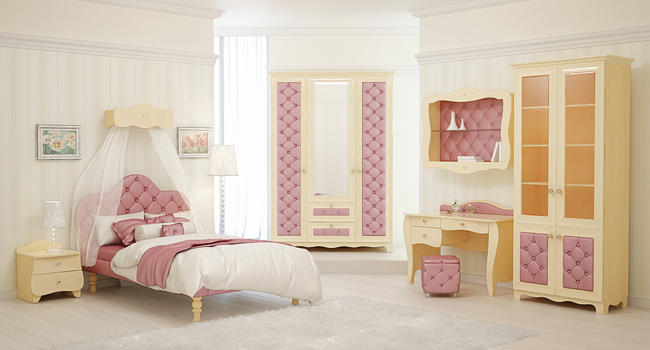 Мебель для девочек 5
