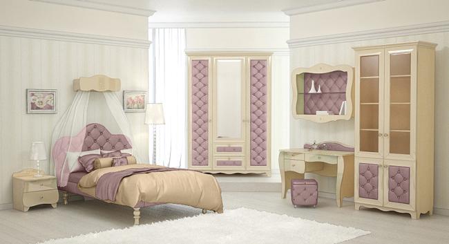Мебель для девочек 1