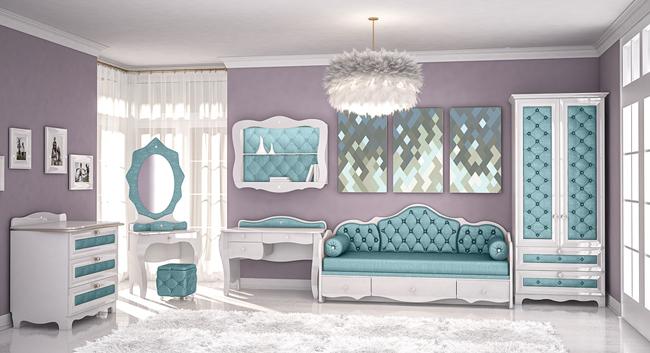 Мебель для девочек 2