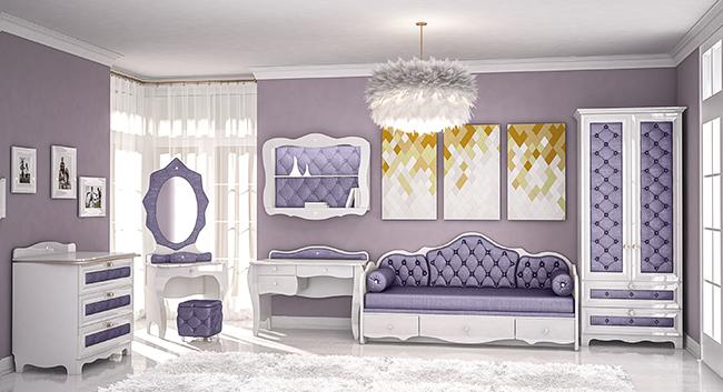 Мебель для девочек 3