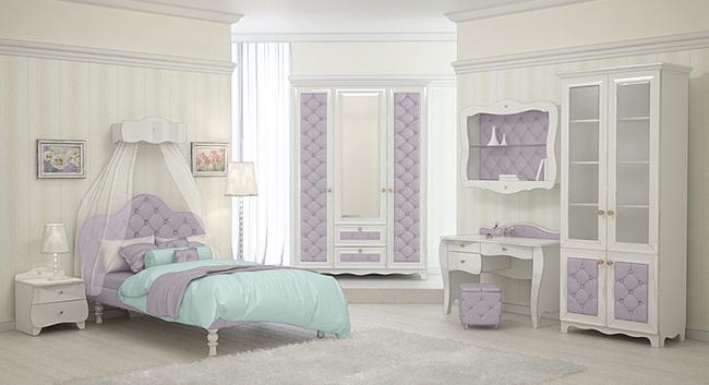 Мебель для девочек 4