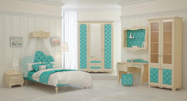 Мебель для девочек 6