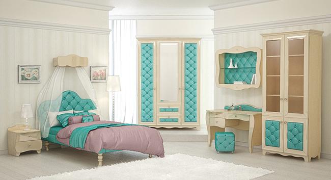 Мебель для девочек 8