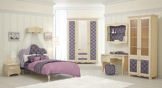 Мебель для девочек 9