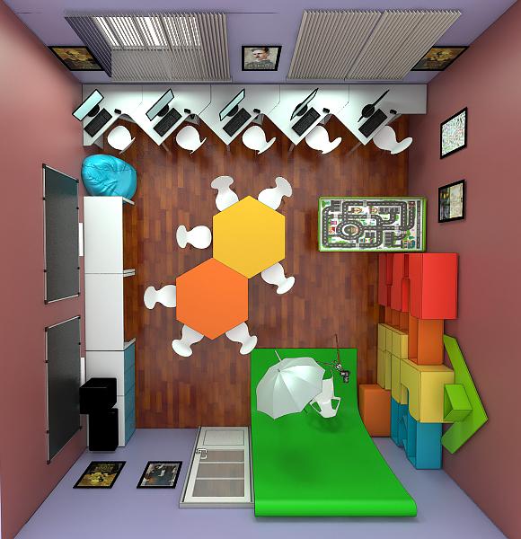 Мебель для учебных заведений 4