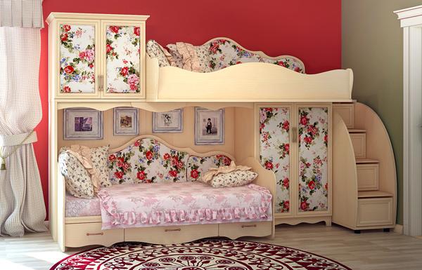 детская мебель украина мебель для детской комнаты для двоих фото
